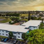Margate Tropical View Apartments - drone view