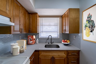 kitchen in GOLDEN-PALMS
