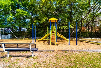 playground in Red Bay, Jacksonville